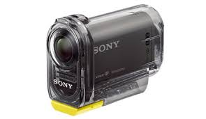 Sony HDR AS15 1080p Full HD Flash Memory Action Video Camera