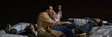 uss indianapolis men of courage trailer stars nicolas cage collider