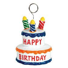Birthday Balloons And Cake Clip Art