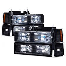 1994-1998 Chevy C/K 10 Truck/Suburban/Tahoe/Silverado 8-Piece Black ... 7380 Chevy Truck With 8187 Quad Headlights 1badgmc Flickr Truck Headlights Qualified Eagle Eyes 96 Wiring Schematics Diagrams 8893 C10 Ck 8pcs Euro Style Crystal Chrome Spyder Auto Installation 042013 Chevrolet Coloradogmc Canyon Diagram Of 1998 Silverado Diy Enthusiasts 2004 For 95 Carviewsandreleasedatecom 2013 Headlamp Circuit And 1990 1978 Explore Schematic Liveable 12 Best 1954 T 5