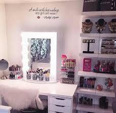 Apt Ideas Corner Makeup VanityMakeup