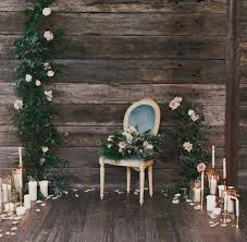 Image By Day One Wedding Photography Via Indoor Rustic Chic Ideas