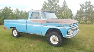 1965 GMC 100 For Sale #2191115 - Hemmings Motor News Sold 1965 Gmc Custom C10 Pickup 18900 Ross Customs Sierra For Sale Classiccarscom Cc1125552 Gmc Pickup Youtube 4000 The 1947 Present Chevrolet Truck Message Cc1045938 Custom 912 Truck Index Of For Sale1965 500 12 Ton 4x4 All Collector Cars Charcoal Wheels Trucks Sale 104280 Mcg Short Bed Series 1000 Ton Stepside Beverly Hills Car Club