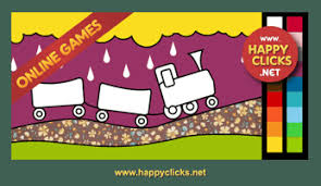 Online Coloring Games For Toddlers And Preschoolers Painting Trains Free Fun