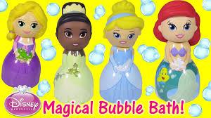 Disney Character Bathroom Sets by Disney Princess Magical Bubble Bath Ariel Cinderella Fruit Body