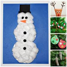 Fun Crafts For Christmas
