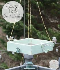 Easy DIY Platform Bird Feeder All Things Heart and Home