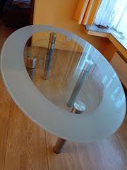 glastisch oval kaufen verkaufen bei quoka de