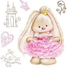 SCB4902005 Chic Antiguo Pinterest Conejos Dibujos Y