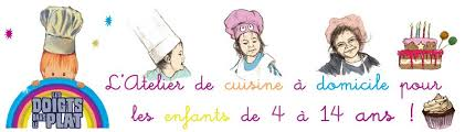 atelier cuisine enfants les doigts dans le plat ateliers cuisine et pâtisserie à domicile