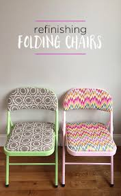 How To Refinish Folding Chairs | Fun Things | Pinterest ... Metal Folding Chairs To Consider Getting And Using Amazoncom Simple White Stool 3 Step Portable Snowman Santa Claus Cap Chair Cover Christmas Dinner Table Cement Argos Asda Umbrella Square Woode Decoration Covers How To Renovate An Old 11 Diys Shelterness Ideas About Arrow Toilet Seat Frankydiablos Diy Sew Unique Diy Polyester Round Foldable Laptop Tablecomputer Deskmultipurpose Bed Lazy Table Desk Us 394 16 Offmini Chalkboard With Wooden Easel Suit For Marker Chalk Perfect Wedding Party Daily Home Decorationin