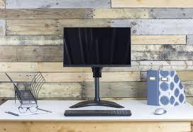 Imac Vesa Desk Mount by Mount Ar01 Vesa Mount Adapter For Acer Monitors By Vivo Fits