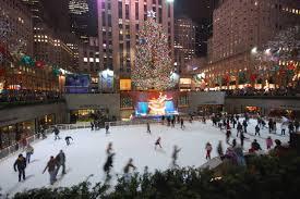 Rockefeller Plaza Christmas Tree by File New York Christmas Tree And Skating Rink Jpg Wikimedia Commons
