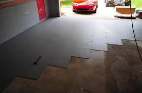 black rubber interlocking garage floor tiles flooring ideas for