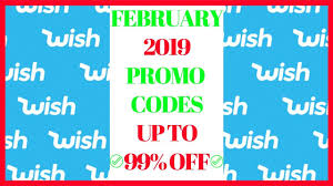 Wish Promo Code List - Over 50 Coupons For 2019 ! 50% Off An More!