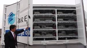 100 Used Truck Batteries Nissan EV Now Provide Grid Scale Storage Vehicle To
