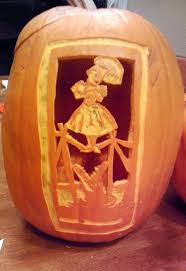 Preserve Carved Pumpkin Lemon Juice by How To Haunted Mansion Portrait Pumpkin Carving How To Make A