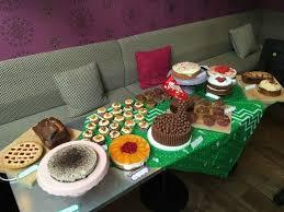le bureau but le bureau in battersea bakes for macmillan cancer support