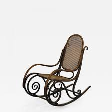 Thonet - Thonet's Rocking Chair From The Early 1900s Model No.1