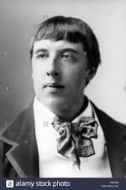 OSCAR WILDE 1854 1900 Irish Playwright And Poet While In America 1882