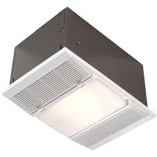 nutone 1 500 watt recessed ceiling heater with light and night