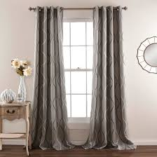 98 inch long curtains target
