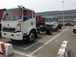 Small Goods Transporting Light Duty Commercial Trucks Two Sits ...