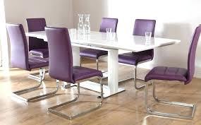 Modern Dining Room Furniture Stylish Table Set Sets