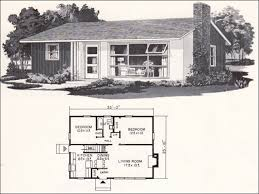 100 Mid Century Modern Home Floor Plans Best Of Small