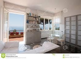 100 Villa Interiors Furnished Living Room Stock Image Image