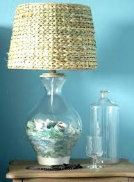 Target Glass Lamp Base by Table Lamp Glass Table Lamp Fillable Lamps Base Jar Fillable