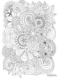 Mesmerizing Super Hard Abstract Coloring Pages For Adults New Medium Size Of Free Printable Best Images