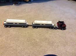 100 Lego Tanker Truck Chase Handcraft
