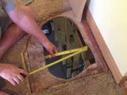 Fix Squeaky Floors Under Carpet by How To Fix A Hole In The Floor Subfloor Repair Diy Youtube