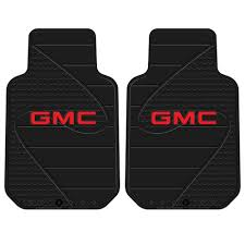 100 Truck Floor Mat Plasticolor GMC Heavy Duty Vinyl 31 In X 18 In 001457R01