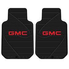 100 Heavy Duty Truck Floor Mats Plasticolor GMC Vinyl 31 In X 18 In Mat
