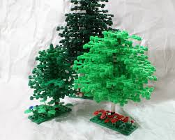Type Of Christmas Trees by Lego Ideas The Landscaping Kit