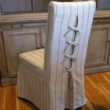 Dining Room Chair Covers With Arms by Dining Room Exciting Interior Chair Design With Cozy Parsons
