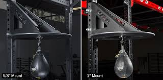 Heavy Bag Ceiling Mount Track by Rogue Rig Mount Speed Bag Platforms Rogue Fitness