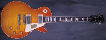 Limited Edition Mike McCready 1959 Les Paul Vos