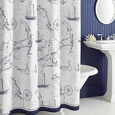 Shower Curtain Nautical Amazon
