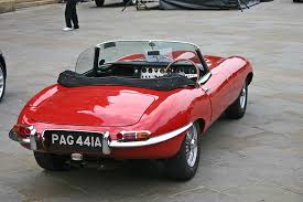 Jaguar E Type Serie 1 Flatfloor Jaguar Pinterest