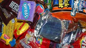 Tainted Halloween Candy 2014 by Candy Soaked In Motor Oil Two Communities Probe Reports Of
