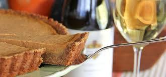 Pumpkin Pie With Gingersnap Crust Gluten Free by Pumpkin Tart With A Gingersnap Cookie Crust Recipe