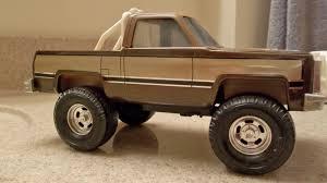 100 The Fall Guy Truck Diecast GMC Pickup Ertl RARE 1755804168