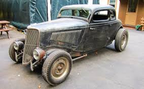 Mix Of Old And New: 1934 Ford 5 Window Barn Finds Buried Tasure Coming In The September 2017 Hot Rod Chevrolet 1952 Chevy Truck Rat Rod Hot Barn Find Project 1961 Corvette Sees Light Of Day After 50 Years Network Patina Doesnt Begin To Describe Finish On This Barnfind 1932 The Builds Tishredding Performance A 1972 Bearcat Beater 1918 Stutz Httpbnfindscombearcat 1948 Convertible Woody Find Three Rodapproved Projects Under 5000 Oldschool Rods Built Onecar Garage Mix Of Old And New 1934 Ford 5 Window