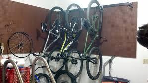 Racor Ceiling Mount Bike Lift by Best Vertical Wall Bike Hanger Mtbr Com