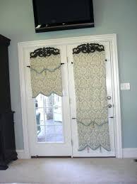 Front Door Side Window Curtain Rods by Curtains For Front Door Windows Curtains French Doors Side Window