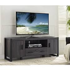 Image Of Perfect Grey TV Stand