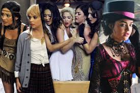 Pll Halloween Special Season 3 by The 43 Weird No Good Very Bad Things That Happen During Pretty